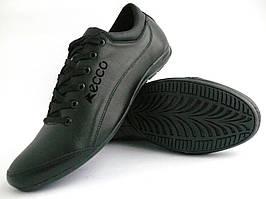 Спортивные  туфли Ecco. Качество 100%. Кожа натуральная.