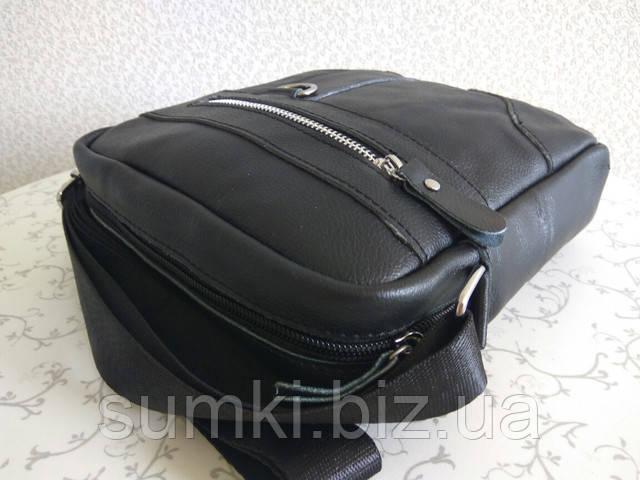 3fb53fdf864f Мужские кожаные сумки через плечо купить недорого: качественные ...