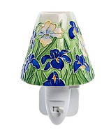 Фарфоровый ночник (светильник) Ирис Pavone JP-625/ 5