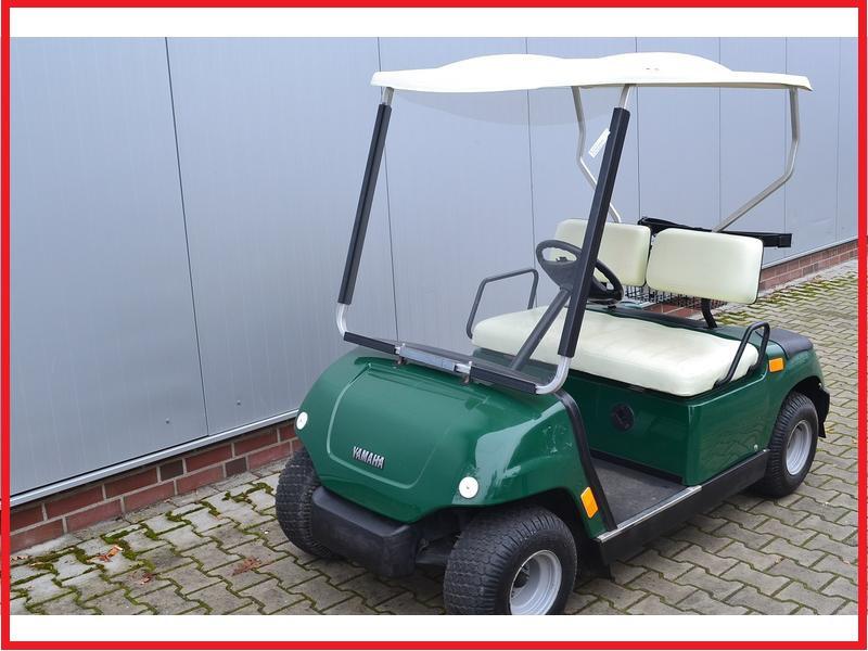 Електромобіль/електрокар гольф кар Yamaha JR-1 Golfcart