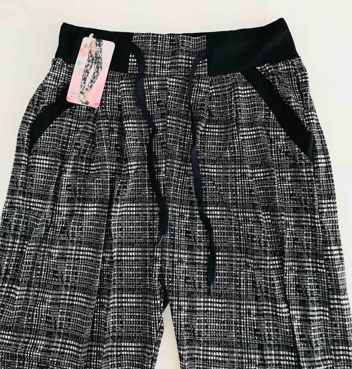 Женские лосины брюки с карманами 48-54