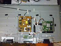 Платы от LED TV Philips 55PUH6101/88 поблочно, в комплекте (матрица разбита).
