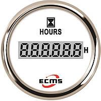 Счетчик моточасов ECMS (белый) 801-00055, фото 1
