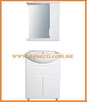 Мини-комплект мебели для ванной Аляска 65 П
