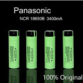 Как определить дату производства аккумуляторов Panasonic NCR18650B 3400mah