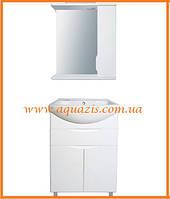 Мини-комплект мебели для ванной Аляска 70 П