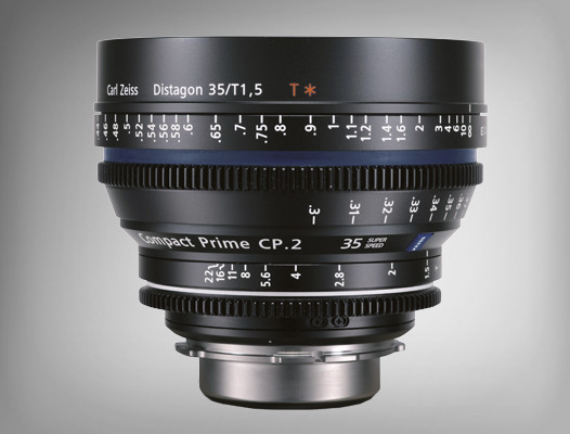 Объектив Carl Zeiss Compact Prime Super Speed CP.2 35/T1.5