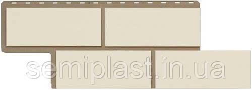 Фасадная панель Камень Неаполитанский Белый Альта-Профиль