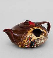 Фарфоровый заварочный чайник Поцелуй (Pavone) JP-660/ 5