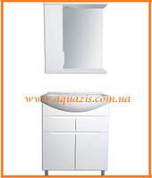 Мини-комплект мебели для ванной Висла 70 Т5-Л