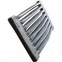 """Колосниковая решетка чугунная """"Искра"""" 165*225 мм (вес - 2 кг):"""