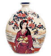 Фарфоровая ваза Гейша (Pavone) JP-24/23