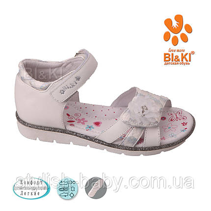 Детская летняя обувь 2018. Детские босоножки бренда Tom.m (Bi&Ki) для девочек (рр. с 27 по 32), фото 2