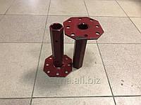 Піввісь 32/150 мм (двостороння, фланець жигуль/мотоблок) заводська, фото 1