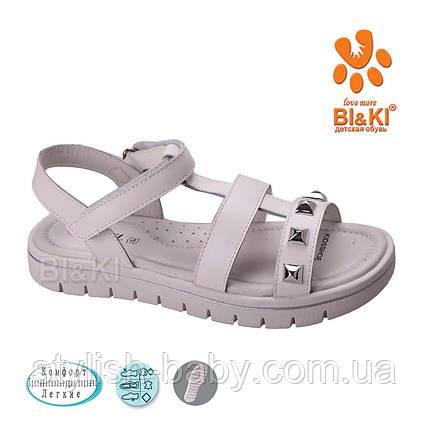 Детская летняя обувь 2018. Детские босоножки бренда Tom.m (Bi&Ki) для девочек (рр. с 33 по 38), фото 2