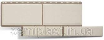 Фасадная панель Камень Флорентийский Белый Альта-Профиль