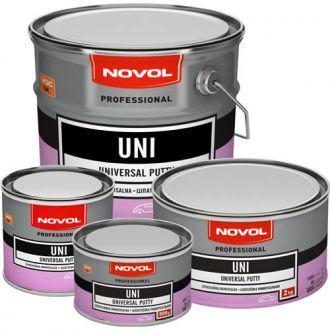 Novol UNI Шпатлевка универсальная, вес 0,5 кг