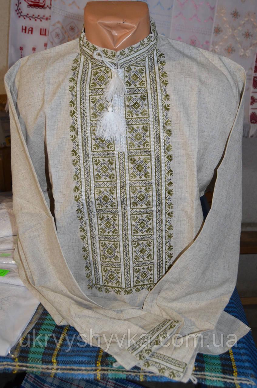 550ae1161d18c0 Чоловіча сорочка з вишивкою