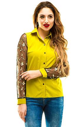 32d4de63f48 Блузка 273 оливковая  продажа