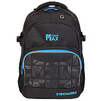 Рюкзак Tiger Discovery Backpack Solid Black