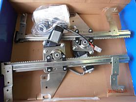 Стеклоподъёмники электрические реечные на автомобили ВАЗ 2109,21099,2114,2115., фото 3