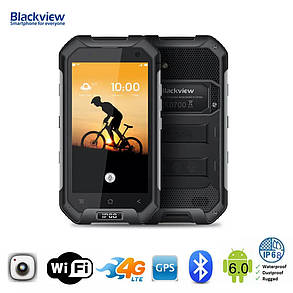 Смартфон Blackview BV6000S Black Ip68, фото 2