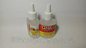 Ремувер - Средство для смягчения и удаления кутикулы Cuticle Remover MONO (Апельсин и банан), 30 мл