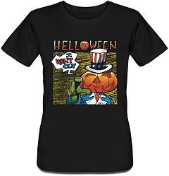 Женская футболка Helloween - I Want Out