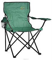 Кресло кемпинговое складное с подстаканником