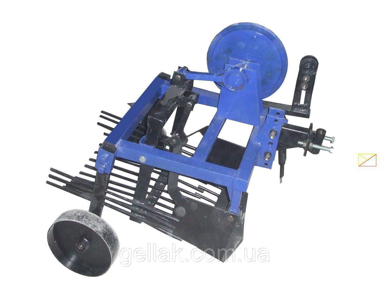 Картофелекопалка КМУ-3 вибрационная под ремень