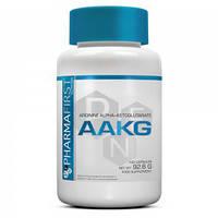 Аргинин. Pharma First AAKG Без вкуса. 100 шт.