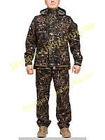 Костюм камуфляжный весна/осень для охоты и рыбалки Темный Лес, фото 1