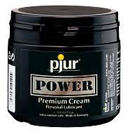 Лубрикант на комбінованій основі pjur POWER Premium Cream 500 мл