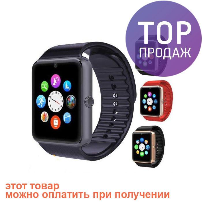 Умные часы Smart Watch GSM Camera GT08 / Умные часы телефон