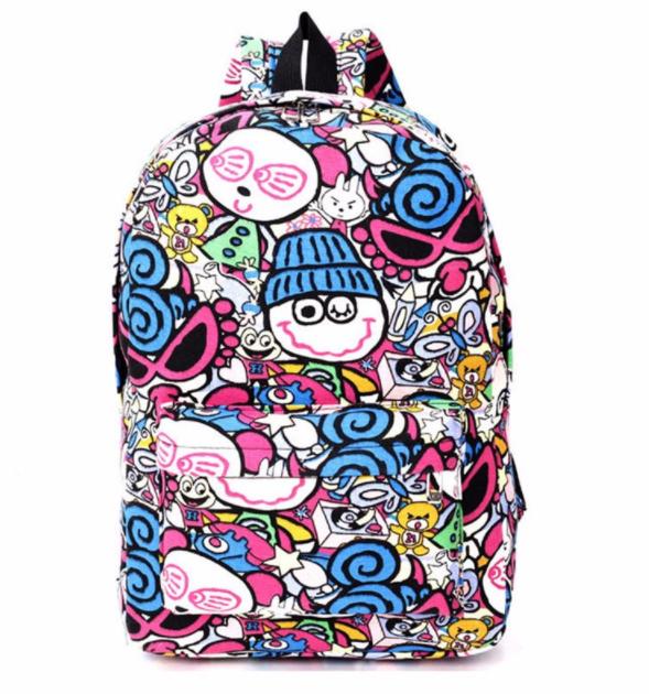 Рюкзак Модный школьный городской Портфель