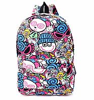 Рюкзак Модный школьный городской Портфель, фото 1