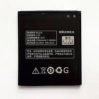 Аккумуляторная батарея Lenovo BL210 2000 mAh A606, S650, A766, S820  ОРИГИНАЛ. Гарантия: 12 месяцев