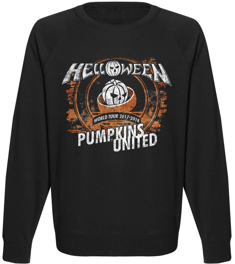 Світшот Helloween - Pumpkins United Rings