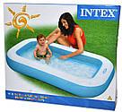 Детский бассейн Intex Надувное дно, фото 3