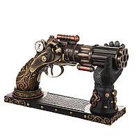 Статуэтка Veronese Пистолет на подставке 76919YA