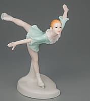 """Фарфоровая статуэтка Veronese """"Фигуристка"""" (16 см) 00559 AA"""