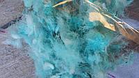 Пух птичий крашеный натуральный, упаковка-5 гр, 15, фото 1