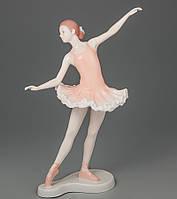"Фарфоровая статуэтка Veronese ""Балерина"" (25 см)  00527 AA"