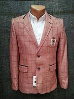 Красный клубный пиджак купить киев