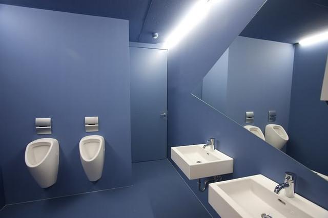 Гигиена санузлов и туалетных комнат