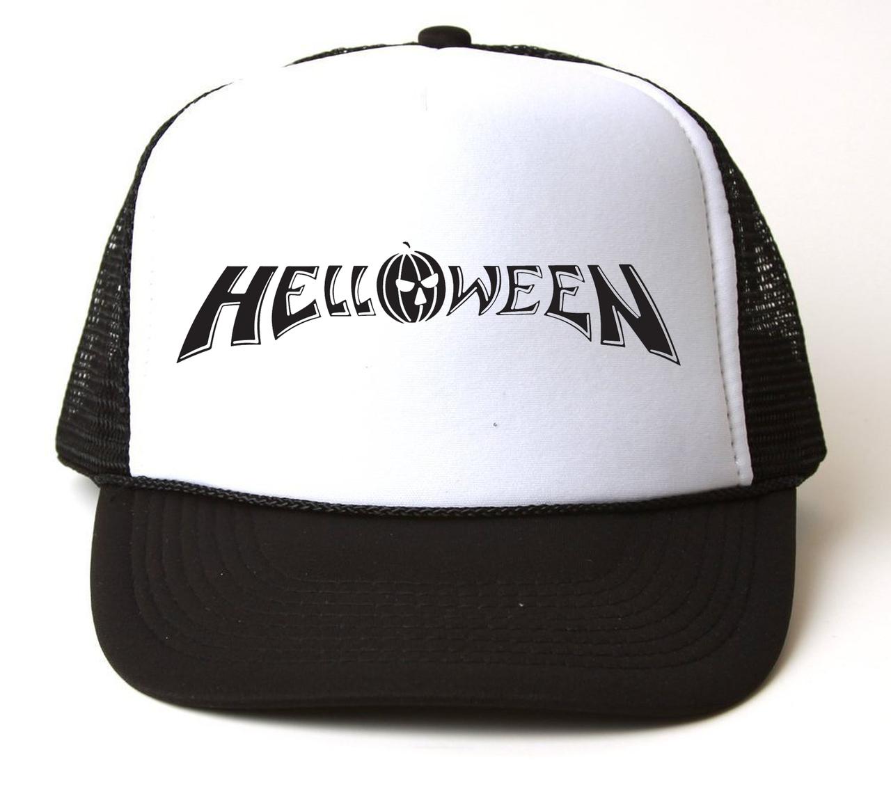 Кепка-тракер Helloween - Logo