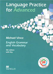Language Practice for Advanced 4th Edition Student's Book and MPO with key