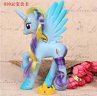 Поні 14 див. My Little Pony Мій маленький поні Райдуга Мосту Деш Іграшка для дівчаток Єдиноріг., фото 1