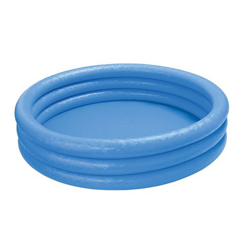 Бассейн детский Intex «Голубая лагуна» 168*38см