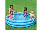 Бассейн детский Intex «Голубая лагуна» 168*38см, фото 3